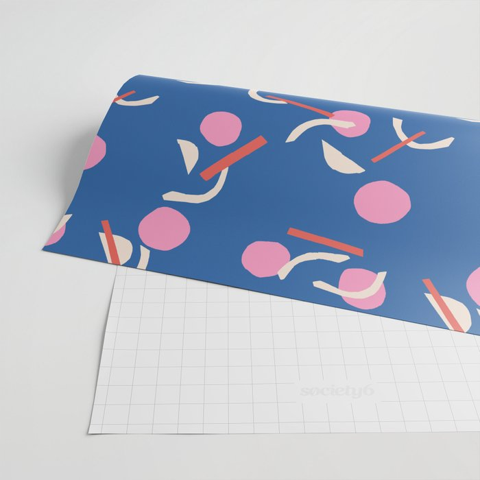 Cut and Paste Wrapping Paper