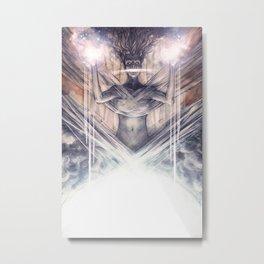 Panspermia 2 Metal Print