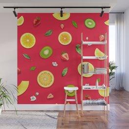 Mixed Fruit 14 Wall Mural