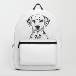 Dalmatian Backpack