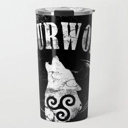 Sourwolf Travel Mug