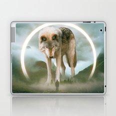 aegis   wolf Laptop & iPad Skin