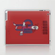 Anton, The Valentine's Yeti Laptop & iPad Skin
