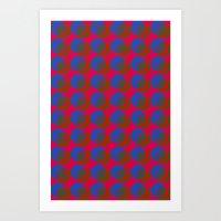 Blink Pure Art Print