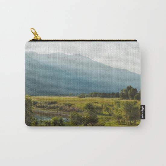 Wading Deer Carry-All Pouch