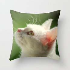 Is that a bird? Throw Pillow