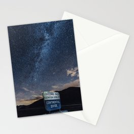 Colorado Summer Nights Stationery Cards
