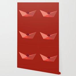 Origami Hat Wallpaper