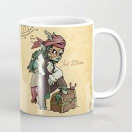 Jack Marine Coffee Mug