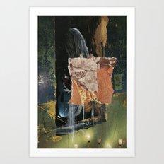 Tesbah Art Print