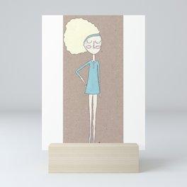 Alice Mini Art Print