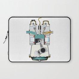 Induction Stroke Laptop Sleeve
