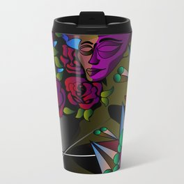 What's in your mind? Metal Travel Mug
