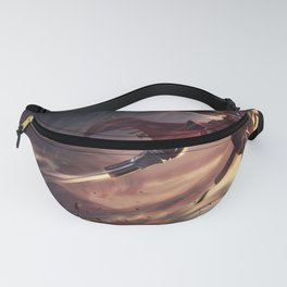 High Noon Yasuo League of Legends Fanny Pack