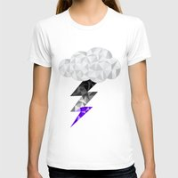 asexual T-shirts featuring Asexual Storm Cloud by Casira Copes