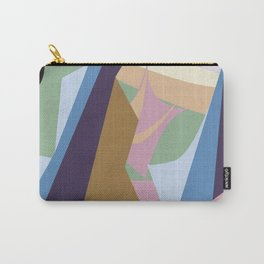 Digital abstract background ornaments graphical design Carry-All Pouch