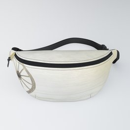 Time Rabbit Fanny Pack