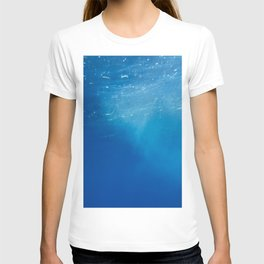 Looking Up at the Ocean T-shirt