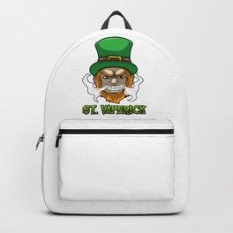 St. Vaperick - Vaping Leprechaun - Vape Ireland Backpack