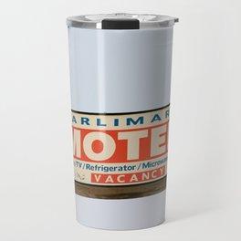 earlimart motel Travel Mug