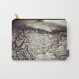 Travel the Globe Carry-All Pouch