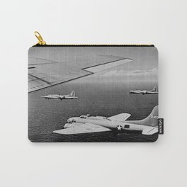 B-17F Flying Fortress Bombers over the Southwest Pacific Carry-All Pouch