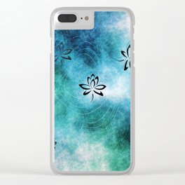 Pattern 2017 008 Clear iPhone Case