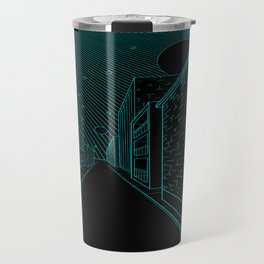 Cosmos City Travel Mug