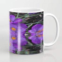 Crocus Reflections Coffee Mug