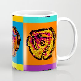 45 Record Inserts Coffee Mug