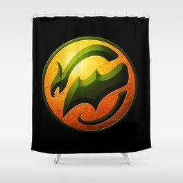 Logo-3 Shower Curtain