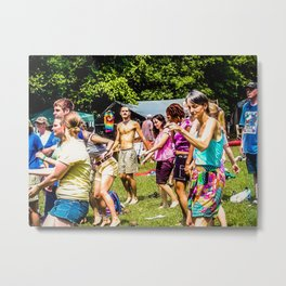 Dance like there is no one watching... Metal Print