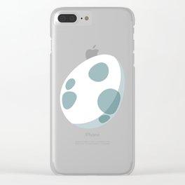 Dododex Logo Clear iPhone Case