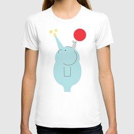Big and Small T-shirt