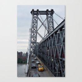WB Bridge Canvas Print