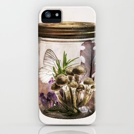SACRED OBJECTS III iPhone Case