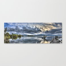 Barr Lake Canvas Print