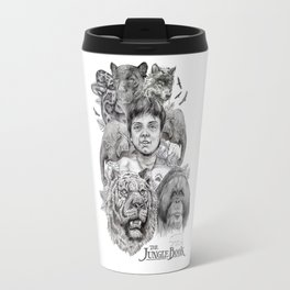 The Jungle Book Travel Mug
