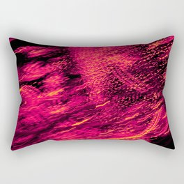 Fluid light Rectangular Pillow