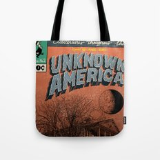 Unknown America Comics #2 Tote Bag