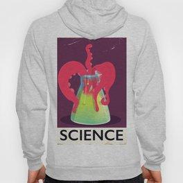 science flask Monster. Hoody