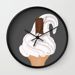 The Ice Cream Wall Clock