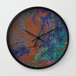 Natural Color Wall Clock