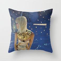 Polaris Throw Pillow