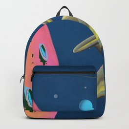 Fantastic Adventures in Outer Space Backpack