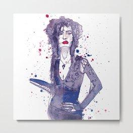 Bellatrix Lestrange Metal Print