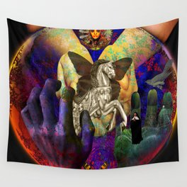 Force of Nature Wall Tapestry