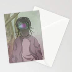CRIKCET MIND O1 Stationery Cards