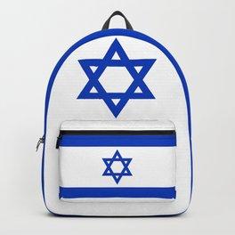 Israeli Flag of Israel Backpack