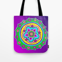 Morning Bollywood Tote Bag